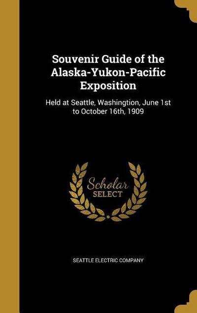 SOUVENIR GD OF THE ALASKA-YUKO