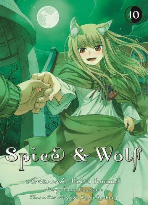 Spice & Wolf 10 Isuna Hasekura