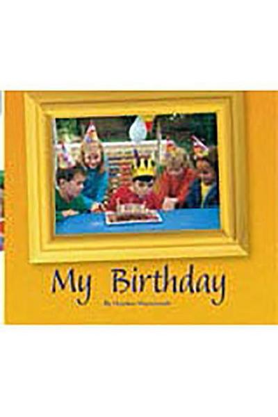 Rigby Flying Colors: Leveled Reader Bookroom Package Yellow My Birthday