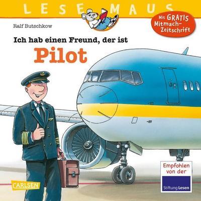 LESEMAUS 73: Ich hab einen Freund, der ist Pilot (73)