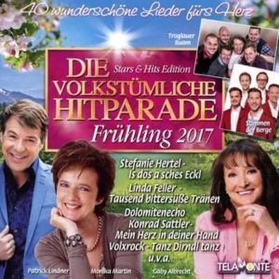 Die Volkstümliche Hitparade Frühling 2017