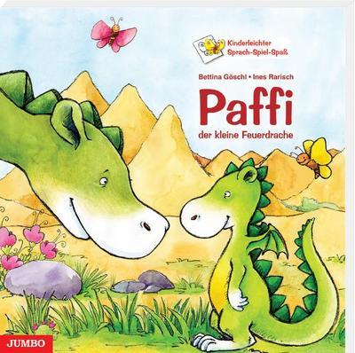 Paffi der kleine Feuerdrache: Kinderleichter Sprach-Spiel-Spaß