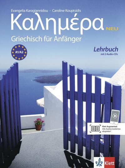Kalimera Neu - Lehrbuch mit 2 Audio-CDs