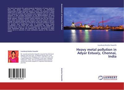 Heavy metal pollution in Adyar Estuary, Chennai, India