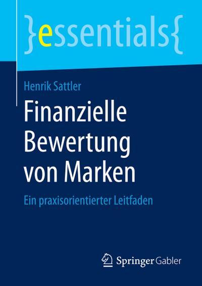 Finanzielle Bewertung von Marken