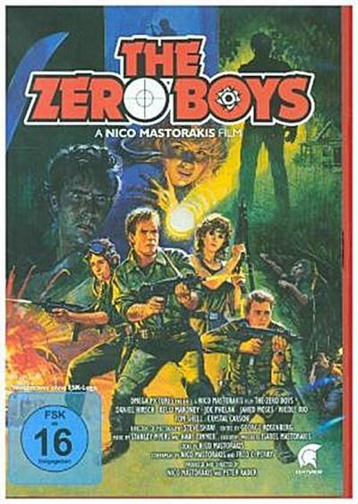 The Zero Boys, 1 DVD