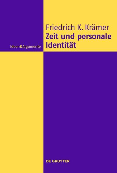 Zeit und personale Identitat