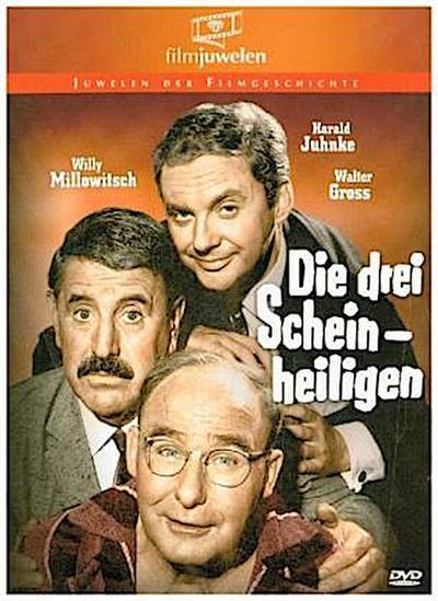 Die drei Scheinheiligen, 1 DVD