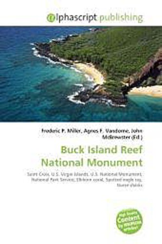 Frederic P. Miller / Buck Island Reef National Monument /  9786130728960