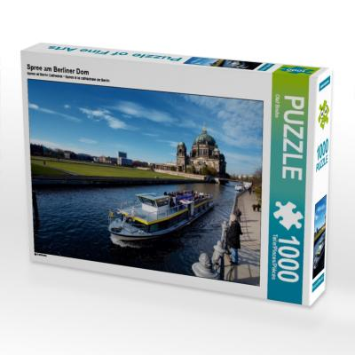 Spree am Berliner Dom (Puzzle)
