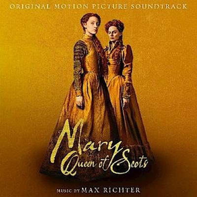 Mary Queen Of Scots, 1 Audio-CD (Soundtrack)