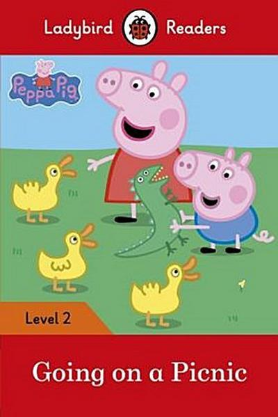 Peppa Pig: Going on a Picnic