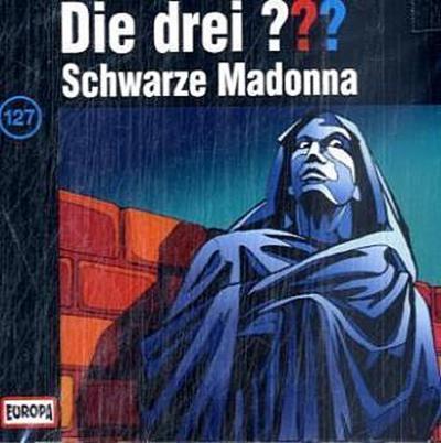 Die drei ??? 127. Schwarze Madonna (drei Fragezeichen) CD
