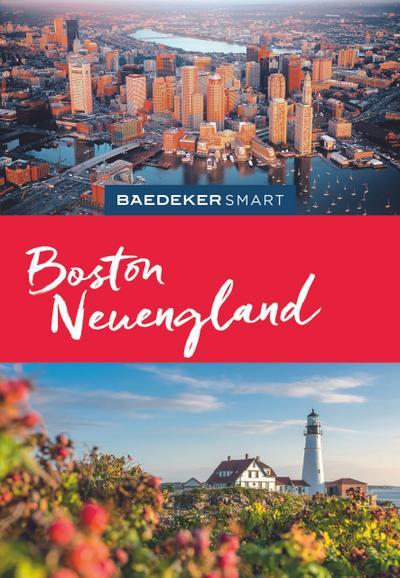 Baedeker SMART Boston & Neuengland
