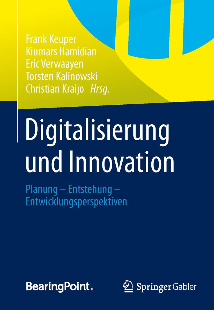 Digitalisierung und Innovation Frank Keuper