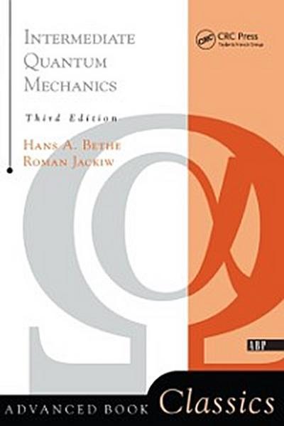 Intermediate Quantum Mechanics