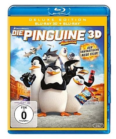 Die Pinguine aus Madagascar Deluxe Edition