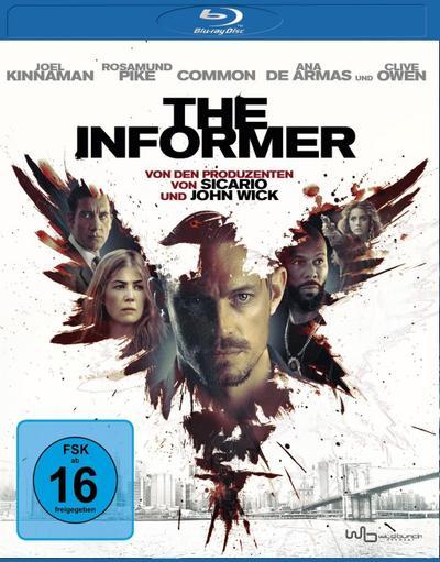 The Informer, 1 Blu-ray