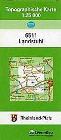 Landstuhl 1 : 25 000
