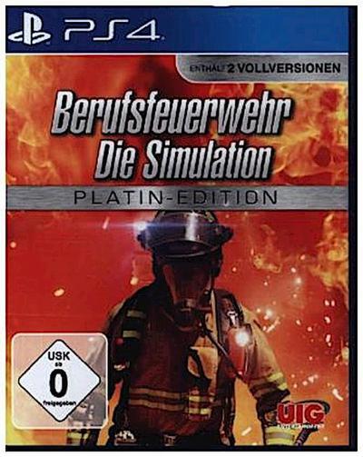 Berufsfeuerwehr - Die Simulation. Platin Edition (PlayStation PS4)