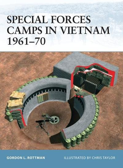 Special Forces Camps in Vietnam 1961-70