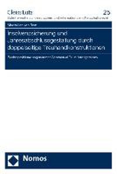 Insolvenzsicherung und Jahresabschlussgestaltung durch doppelseitige Treuhandkonstruktionen