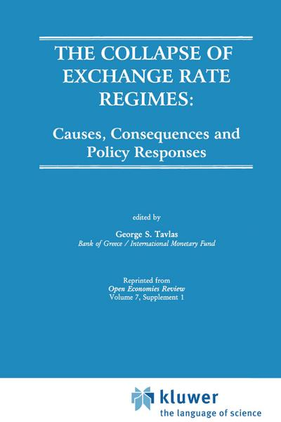 Collapse of Exchange Rate Regimes