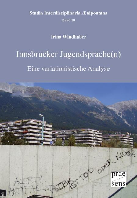 Innsbrucker Jugendsprache(n) Irina Windhaber