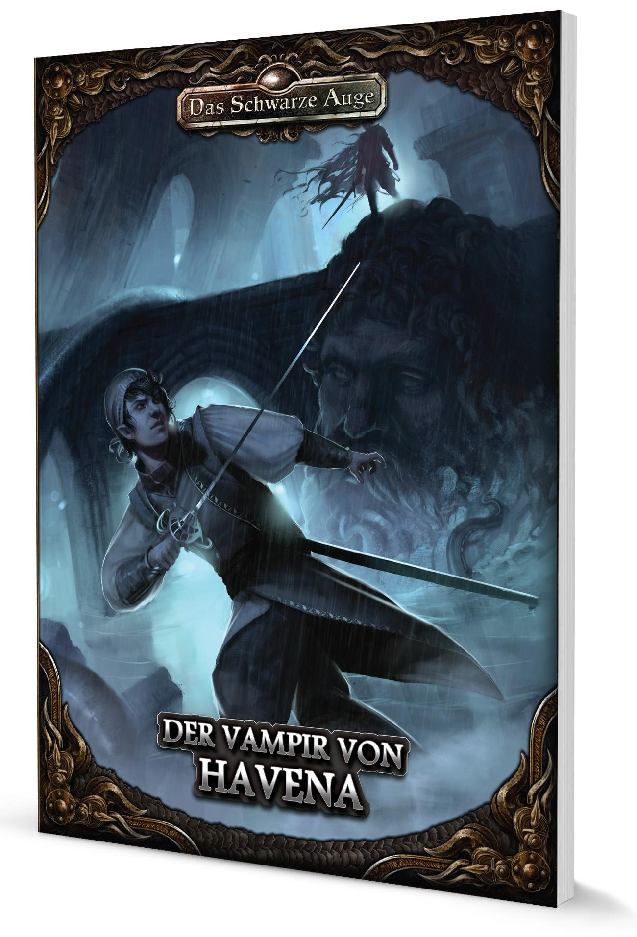 Sebastian Thurau ~ Der Vampir von Havena 9783957522313