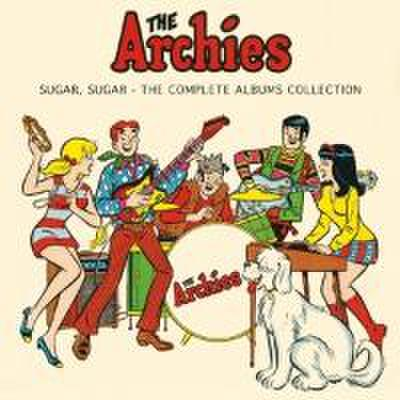 Archies, T: Complete Albums Collection