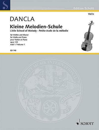 Kleine Melodien-Schule. Bd.1