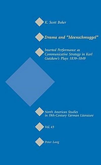 Drama and 'Ideenschmuggel'
