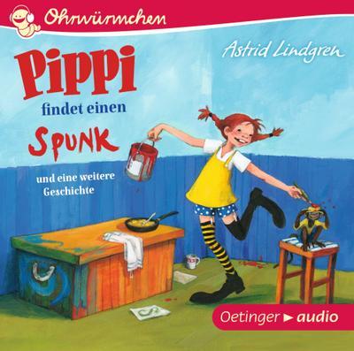 Ohrwürmchen Pippi Findet Einen Spunk Und Eine Weit
