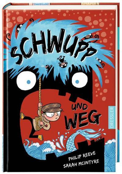Schwupp und weg (Bd.1)   ; Ill. v. McIntyre, Sarah; Deutsch; ca. 208 S.