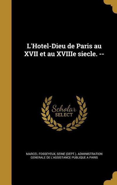 FRE-LHOTEL-DIEU DE PARIS AU XV