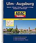 ADAC StadtAtlas Ulm / Augsburg