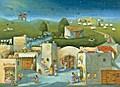 Biblischer Adventskalender: Komm mit uns nach Bethlehem
