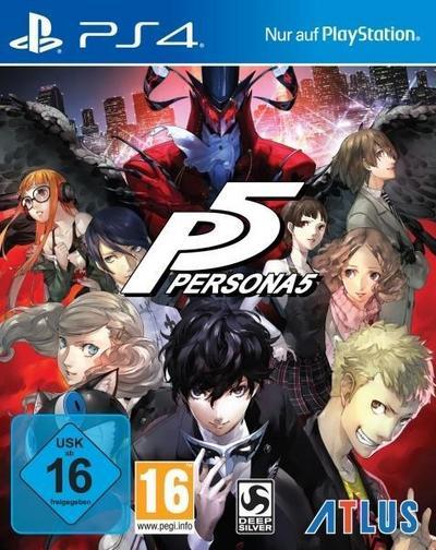 Persona 5 (PlayStation PS4)
