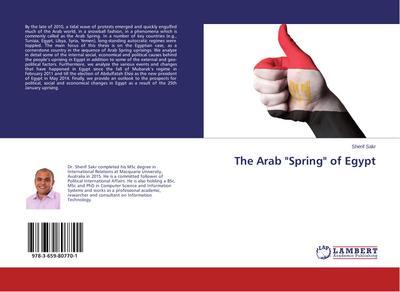 The Arab 'Spring' of Egypt