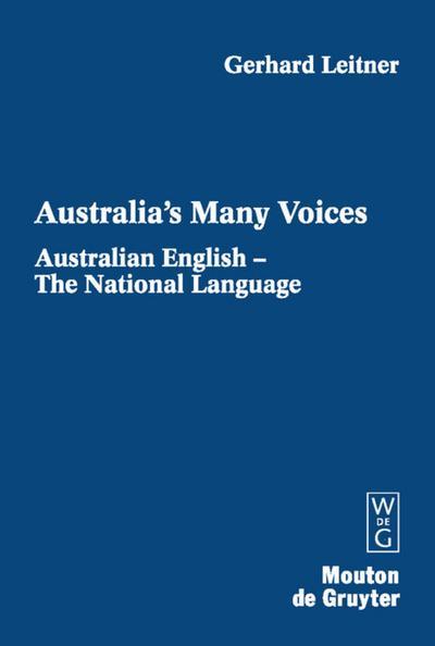 Australian English - The National Language