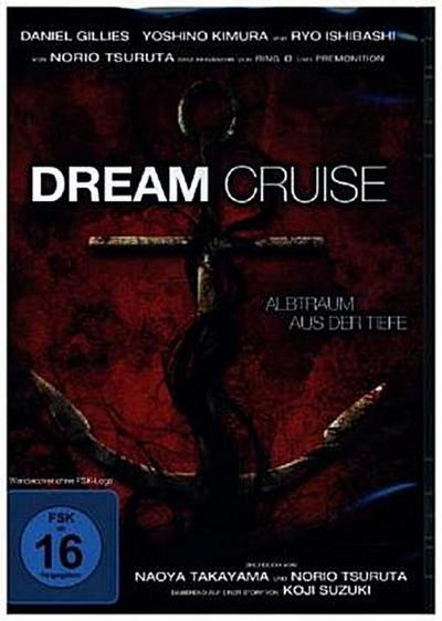 Dream Cruise - Langfassung uncut, 1 DVD