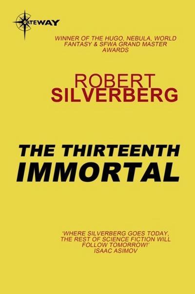The Thirteenth Immortal
