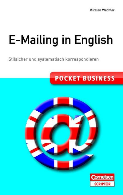 Pocket Business – E-Mailing in English