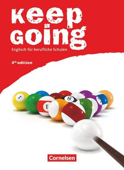 Keep Going. Schülerbuch. Ausgabe 2009