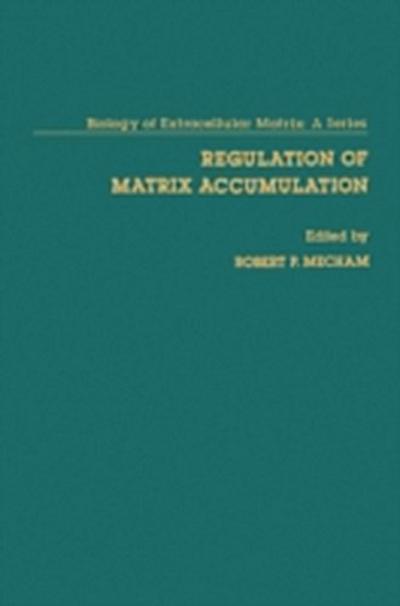Regulation of matrix Accumulation