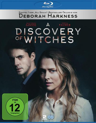 A Discovery of Witches - Staffel 1 BD