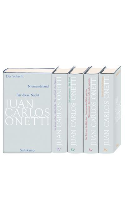 Gesammelte Werke. Bände 1-5