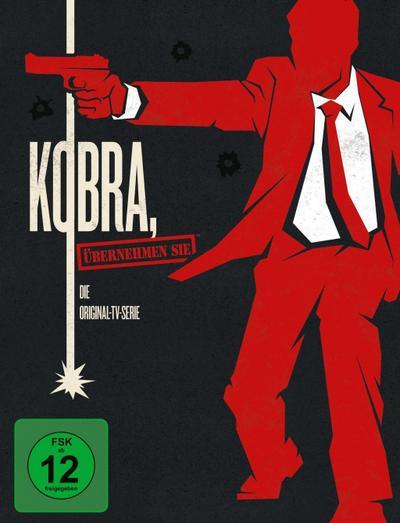 Kobra, übernehmen Sie - Die komplete Serie