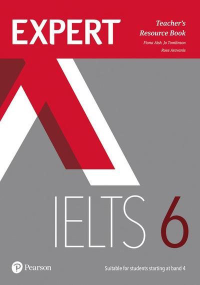 Expert IELTS 6 Teacher's Resource Book with Online Audio