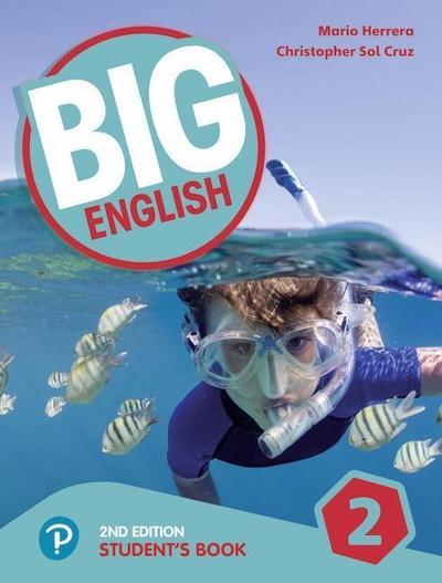 Big English AmE 2nd Edition 2 Student Book
